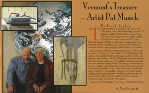 Image of article published in Shires of Vermont