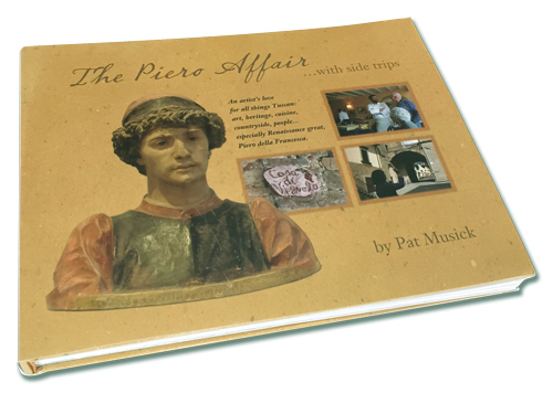 Piero Book Cover